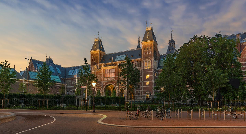 Rijksmuseum exterieur