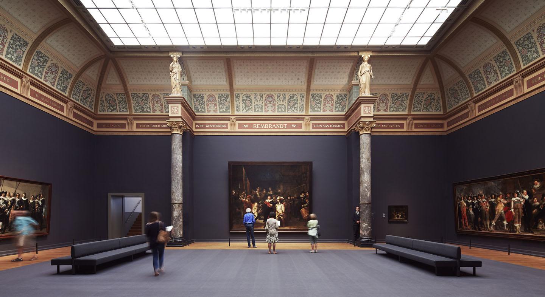 Rijksmuseum Nachtwachtzaal - Foto: Erik Smits